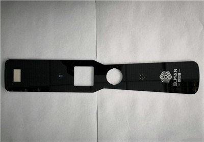 智能锁亚克力镜片(中凹)
