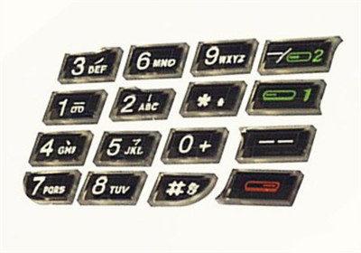手机按键亚克力镜片