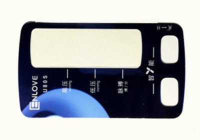 血压计亚克力镜片